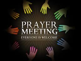 New-fashioned prayer meeting